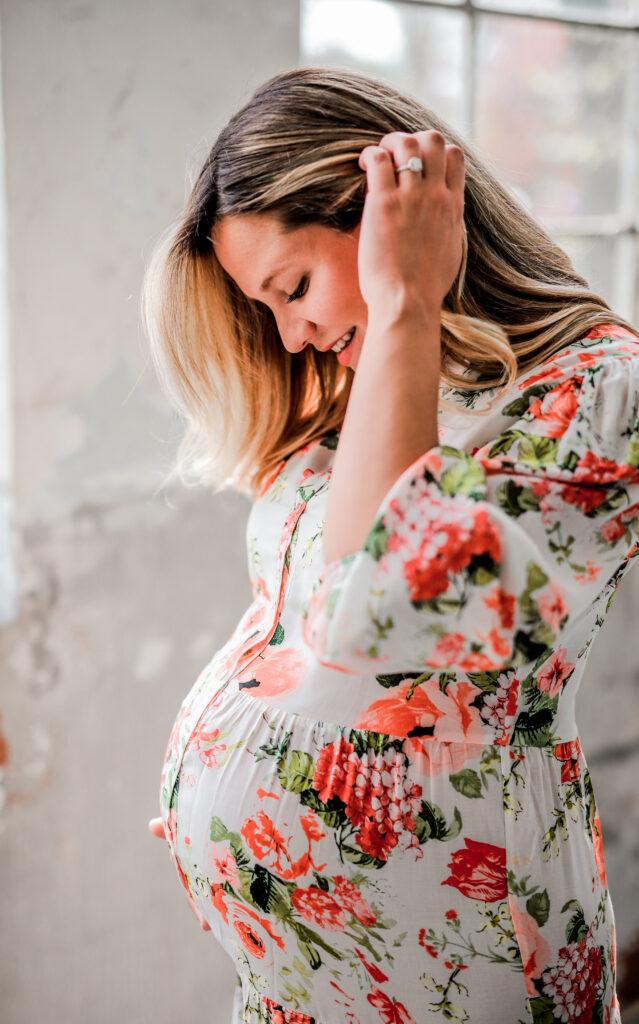 Jacky Nobels fotografie Zwangerschap